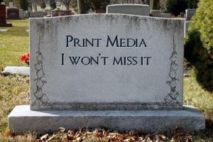 PrintMediaGrave