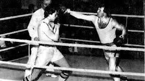 Tony Abbott Boxing.