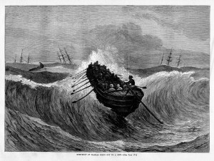 shipping oars