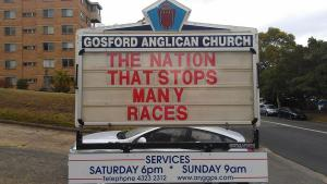 gosford anglican church